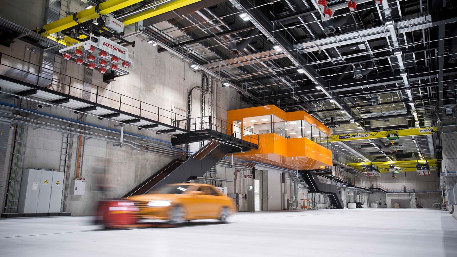 Future-Proof Crash Test Facilities 2