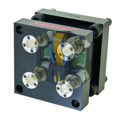 Load cell wall for precise data acquisition 4
