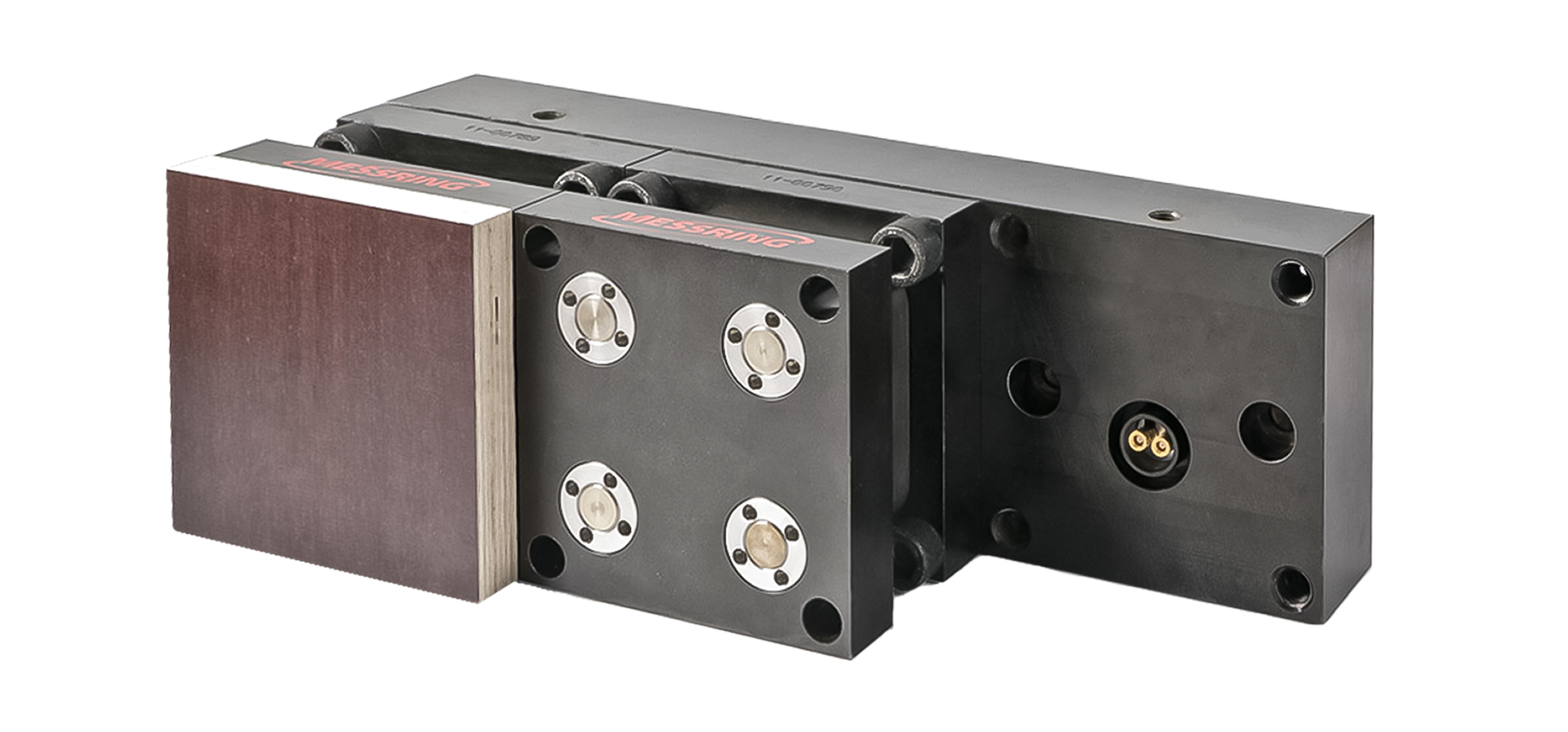 Load cell wall for precise data acquisition 2