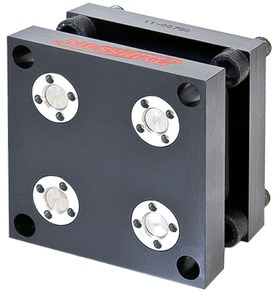 Load cell wall for precise data acquisition 1