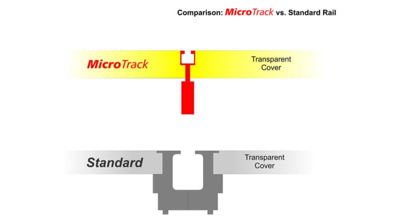 Micro Track_Standard Rail