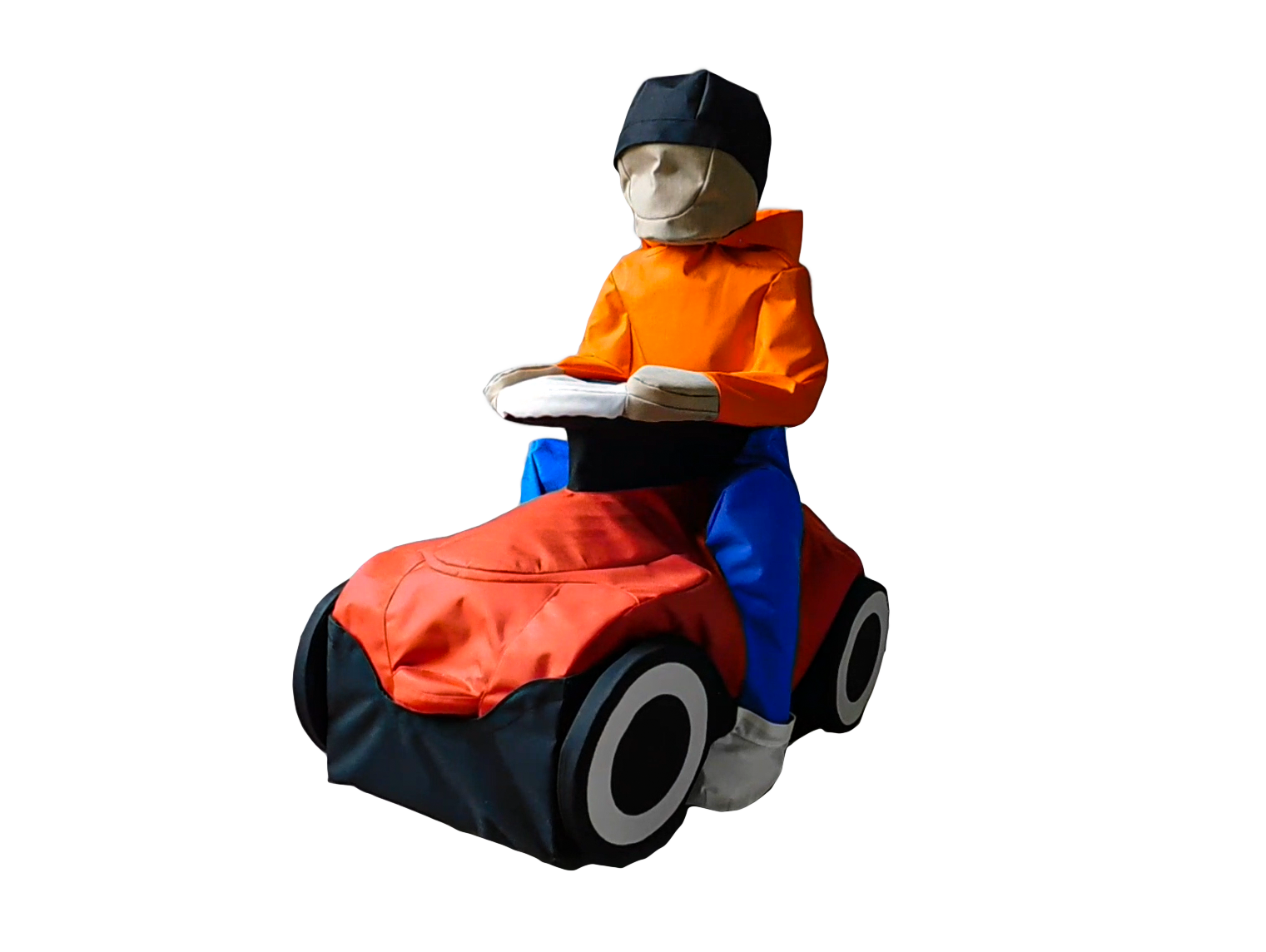 Child dummy for Autonomous Emergency Braking Tests 1