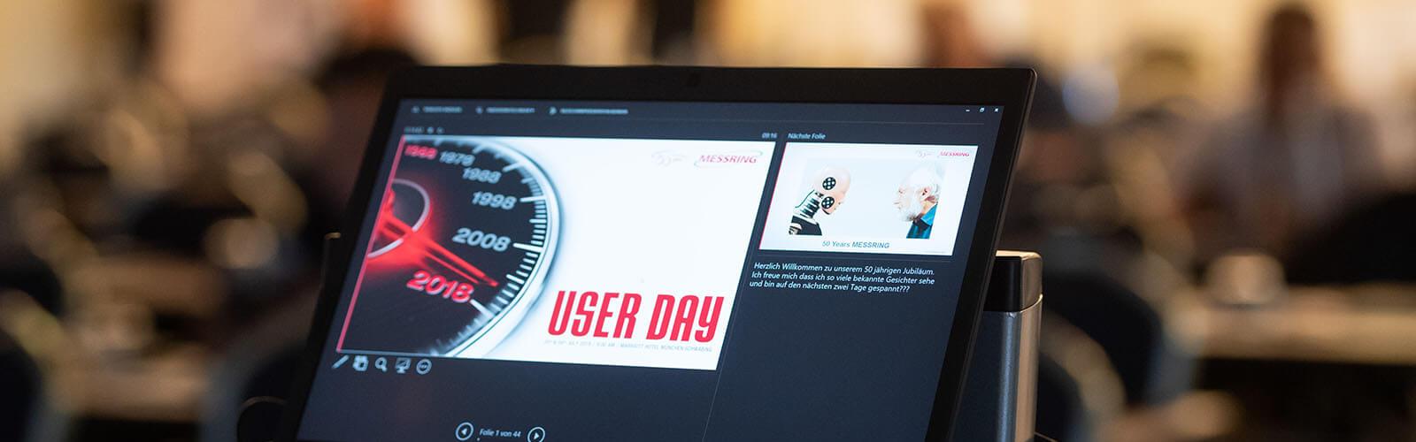 User Day