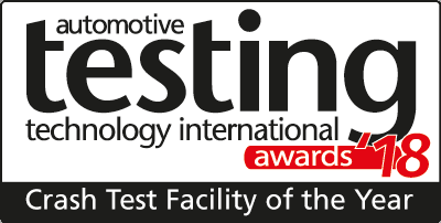 "MESSRING and Calspan to build  ""Crash Test Facility of the Year 2018"" 1"